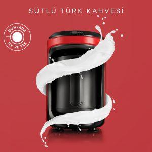 Karaca Hatır Hüps Sütlü Türk Kahve Makinesi