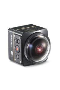 Kodak – Pixpro 4K-Dual Pro Pack 360Vr Aksiyon Kamera Wifi- Uzaktan Kumanda
