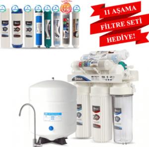 Lifetech Organic Plus 11 Aşamalı Su Arıtma Cihazı LT-OP