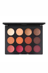 Mac Cosmetics - Art Library : Flame-boyant Eye Shadow Palette – Far Paleti