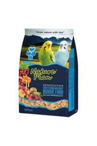 Nature Plan Meyve Aromalı Ballı Muhabbet Kuşu Yemi