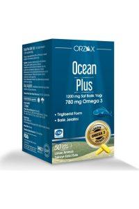 Ocean – Plus Kapsül Balık Yağı
