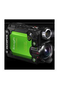 Olympus – TG-Tracker 4K Aksiyon Kamera- Yeşil
