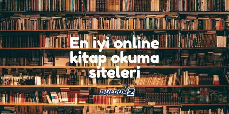en iyi online kitap okuma siteleri