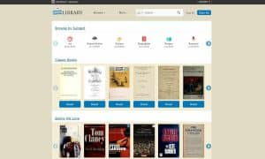 Internet Archive Open Library