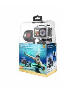 Preo – My Camera PMC-07 4K Çift Ekranlı Aksiyon Kamera