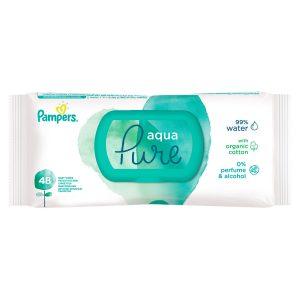 Prima Pampers Islak Havlu Aqua Pure