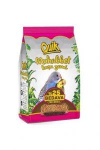 Quiq Muhabbet Kuşu Yemi