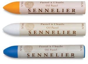Sennelier – Yağlı Pastel Boya