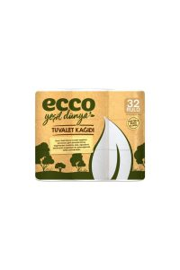 SoloEcco 32 Li Tuvalet Kağıdı Doğa Dostu