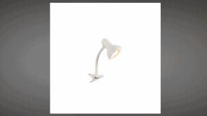 Tekzen Home – Mandal Masa Lambası (Beyaz)