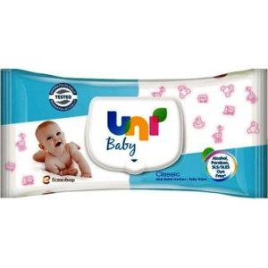 Uni Baby Classic Islak Havlu