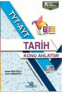 Yayın Denizi Yayınları - TYT-AYT Tarih Konu Anlatımlı Cep Kitabı