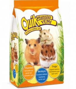 Quik – Hamster Yemi