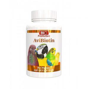 Bio Petactive- Avibiotin Kuş Vitamini