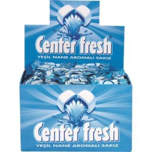 Center Fresh Mono Yeşil Nane