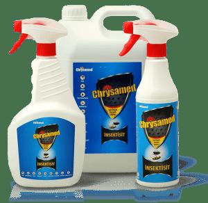 Chrysamed – İnsektisit Genel Böcek İlacı