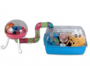 DaYang – Oyun Parklı Aksesuarlı Hamster Kafesi