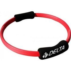 Delta Dura-Strong 35 Cm Fuşya Pilates Çemberi