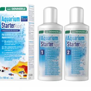Dennerle – Aquarium Starter Rapid – Su Düzenleyici