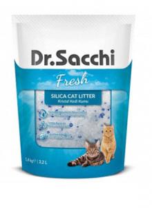 Dr. Sacchi – Silica Kristal Kedi Kumu