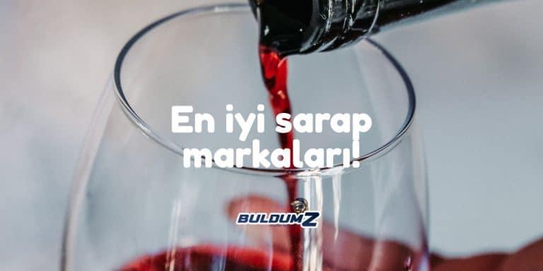 en iyi şarap