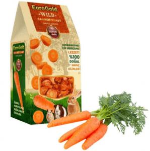 Euro Gold – Flake Wild Carrot Feast Havuçlu Kemirgen Ödülü