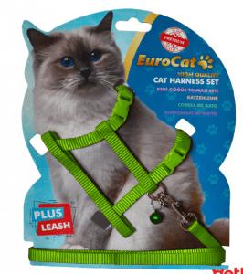 EuroCat – Yetişkin Kedi Göğüs Tasması