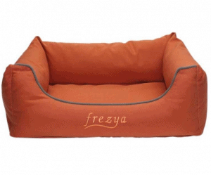 EwoX By Mita – Frezya Pro Köpek Yatağı – Turuncu