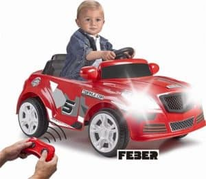 Feber Twinkle Car Akülü Araba