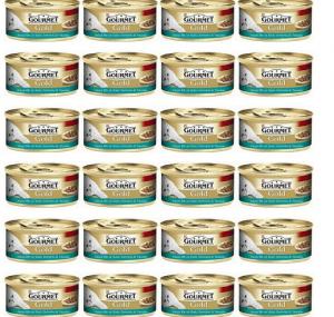 Gourmet - Gold Somon ve Tavuklu Konserve