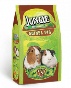 Jungle – Ginepig Yem