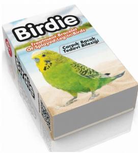 Kanaryapo – Birdie Muhabbet Kuşu Çarpık Bacak Tedavi Bileziği