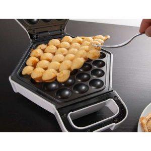 Kitchbox Ev Tipi Bubble Waffle Makinesi