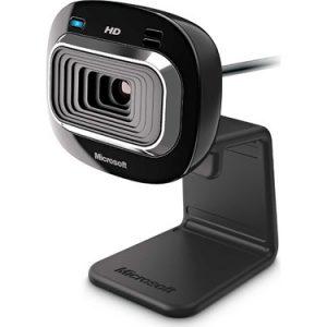 Microsoft Lifecam HD-3000 720P Webcam