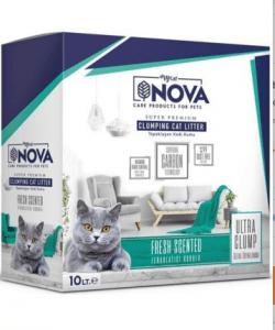 My Cat – Nova Ferahlatıcı Koku ( Temiz Patiler) Premium Kedi Kumu