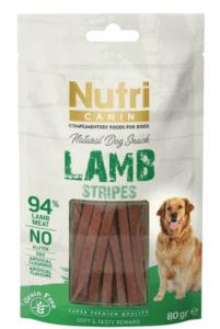 Nutri Canin – Kuzu Etli Tahılsız Çubuk Köpek Ödülü