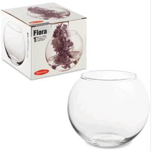 Paşabahçe – Flora Balık Fanusu – Cam Vazo