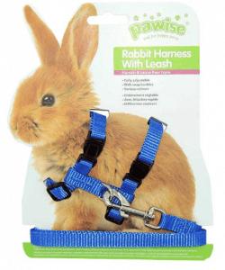 Pawise – Tavşan Göğüs Tasması – Mavi