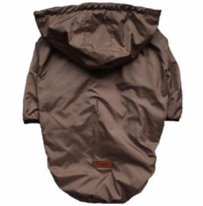 Petzanya - Space Romper Küçük ve Orta Irklar İçin Tulum-Mont Yağmurluk Köpek Kıyafeti