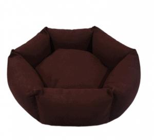 Petzanya – Altı Köşe Köpek Yatağı – Bordo