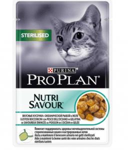 Pro Plan – Sterilised Balıklı Pouch Konserve
