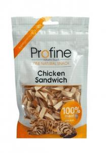 Profine- Chicken Sandwich Tavuklu Kedi Ödülü