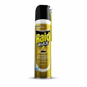 Raid – Max Böceksavar Hamamböceği Karınca ve Örümcek İlacı