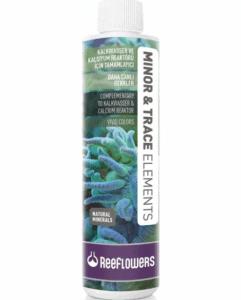 Reeflowers – Minor Trace Elements Akvaryum Mineral Desteği