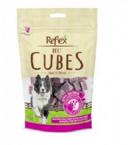 Reflex – Beef Cube Biftek Küp Doğal Köpek Ödülü