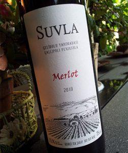 Suvla Şarap