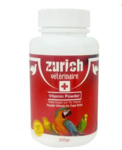 Zurich – Multivitamin Kuş Vitamini