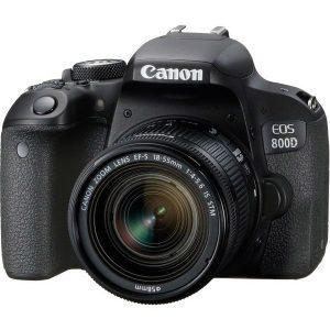 Canon EOS 800D 18-55mm DSLR Fotoğraf Makinesi