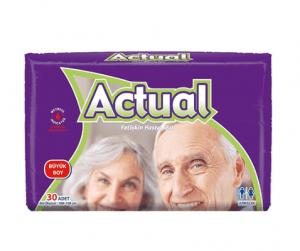 Actual – Yetişkin Hasta Bezi